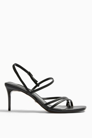 Buy Topshop Nicole Strap Sandals from