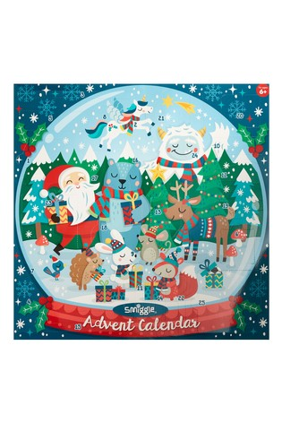 Countdown To 25 Days Of Christmas 2019.Smiggle Advent Calendar 2019