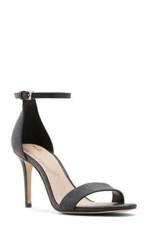Buy Aldo Stiletto Heel Leather Two Part