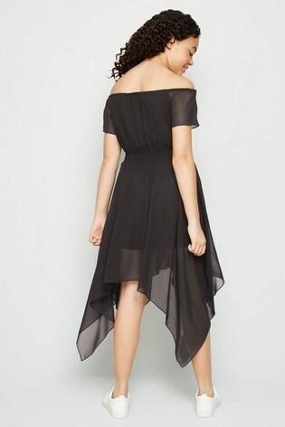 New Look Girls Bardot Walk Through Dress
