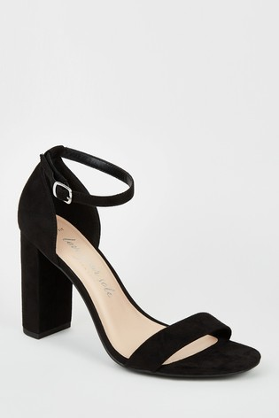 Buy New Look Wide Fit Suedette Ankle