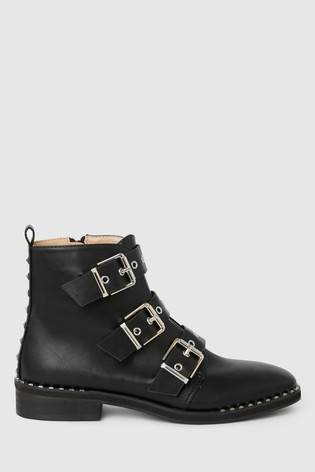 Buy Raid Buckle Ankle Boots from the