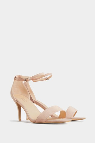 Buy Yours Extra Wide Fit Strappy Heels