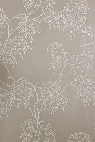 Paste The Wall Frosty Twig Wallpaper Sample