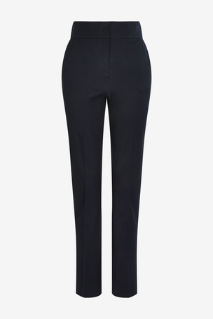 Black Shaping Trousers