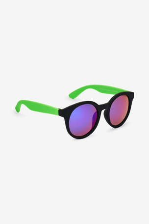 Black Preppy Sunglasses