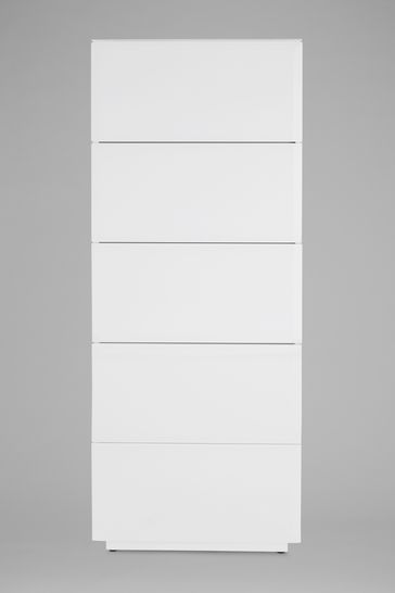 Sloane Collection Luxe 5 Drawer Tall Chest