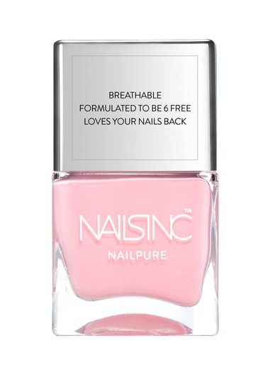 Nails INC Nailpure Nail Polish