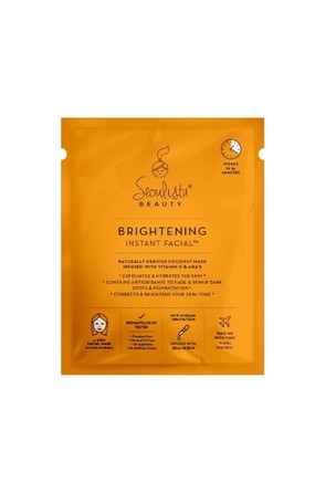 Seoulista Beauty Brightening Instant Facial