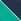 Зеленый/темно-синий
