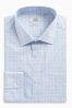 Blue Prince Of Wales Check Shirt