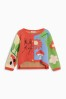 Multi Patched Character Cardigan (3mths-6yrs)