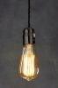 4W ES LED Retro Pear Bulb