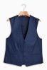 Silk Patterned Waistcoat