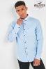 Hollister Oxford Long Sleeve Shirt