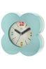 Blue Orla Kiely Floral Alarm Clock