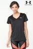 Black Under Armour Tech T-Shirt