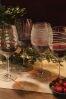 Set of 4 Mikasa Cheers Red Wine Glasses