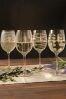Súprava 4 pohárov na biele víno Mikasa Cheers
