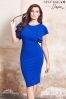 Sistaglam Loves Jessica  Bodycon Midi Dress