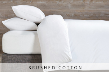 Brushed Cotton Bed Set