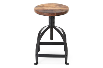 Black Piano Stool By Be Pure