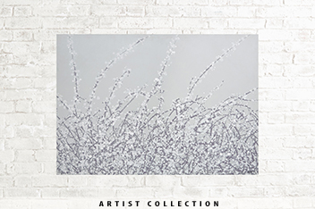 Artist Collection Early Blossom By Simon Fairless Large Canvas