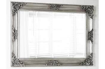 Isabella Over Mantle Mirror