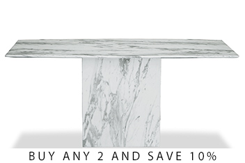 White Dining Tables White Round Rectangle Dining Tables Next - White marble rectangular dining table