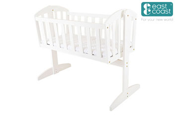 Vienna Swing Crib By East Coast