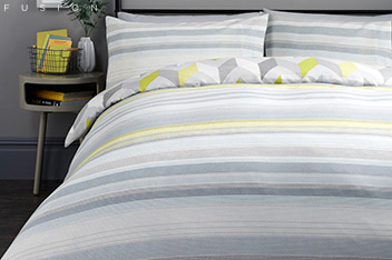 Fusion Grafix Bed Set