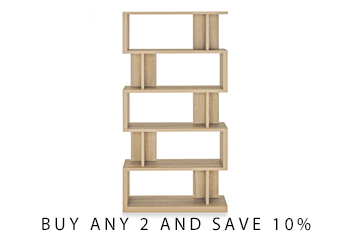 Madsen Tall Open Shelves