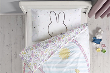 Miffy Bed Set