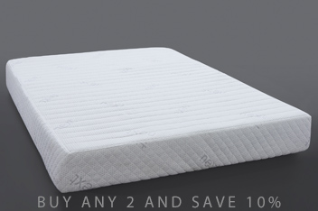 gray and white furniture. House Memory Foam Medium Mattress Gray And White Furniture