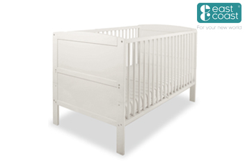 Baby Cots Uk Buy homeware nursey and baby cots from the next uk online shop hudson cot bed white by east coast sisterspd