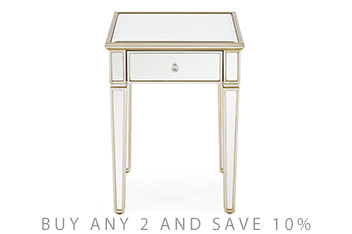 Fleur Small Bedside Table