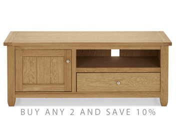 Huntingdon Wide TV Stand