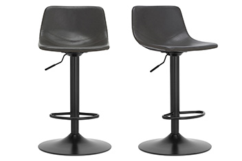 Wyatt Gas Lift Bar Stools