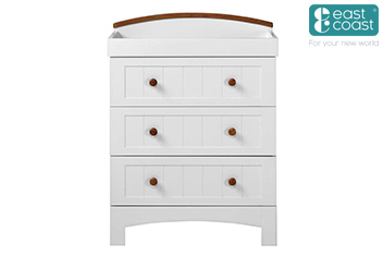 Coast By East Coast Changer Chest