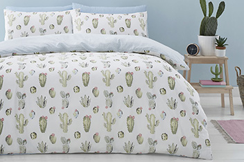 Catherine Lansfield Cactus Bed Set
