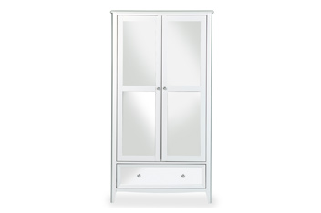 Ella Double Wardrobe