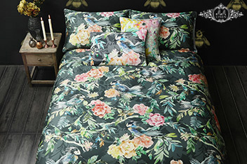 MM Linen Kiku Bed Set