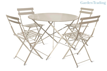 Garden Trading Large Rive Droite Bistro Set