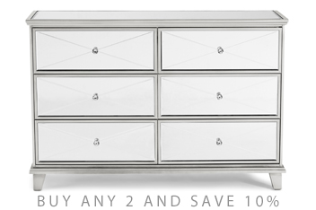 New Florence Wide Chest