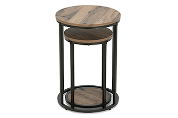 Set Of 2 Bronx Nest Of Tables