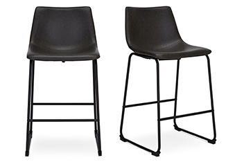 Set Of 2 Wyatt Bar Stools
