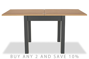 Malvern Square To Rectangle Dining Table