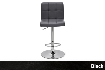 Sheldon Faux Leather Bar Stools