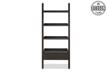Hudson Dark Ladder Shelf