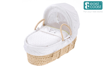 Moses Basket By East Coast